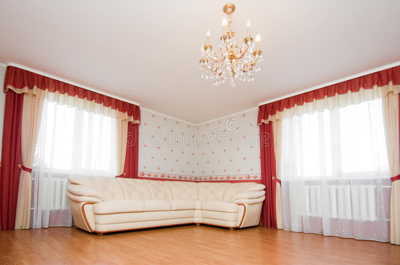 Living-room interior stock photography