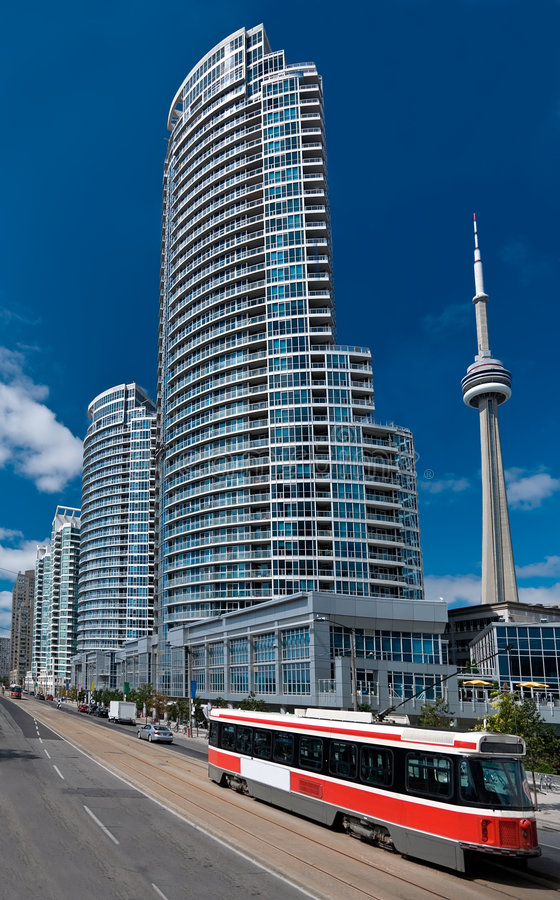 Download Living in Toronto editorial photography. Image of complex - 3135212