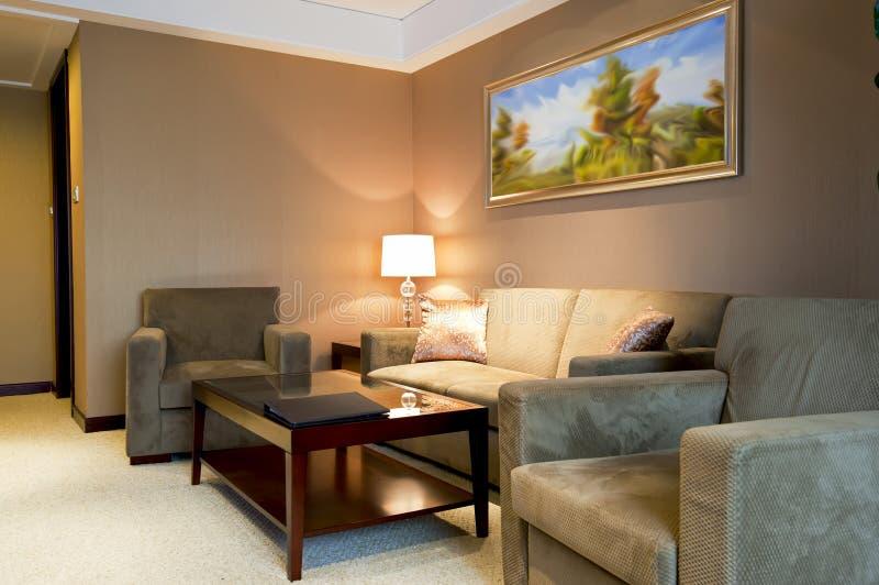 Livingroom royaltyfri bild