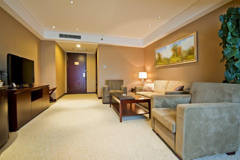 Livingroom stock photography