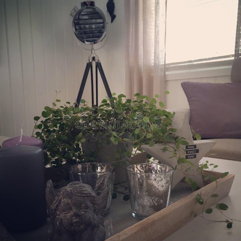 Livingroom arkivfoton