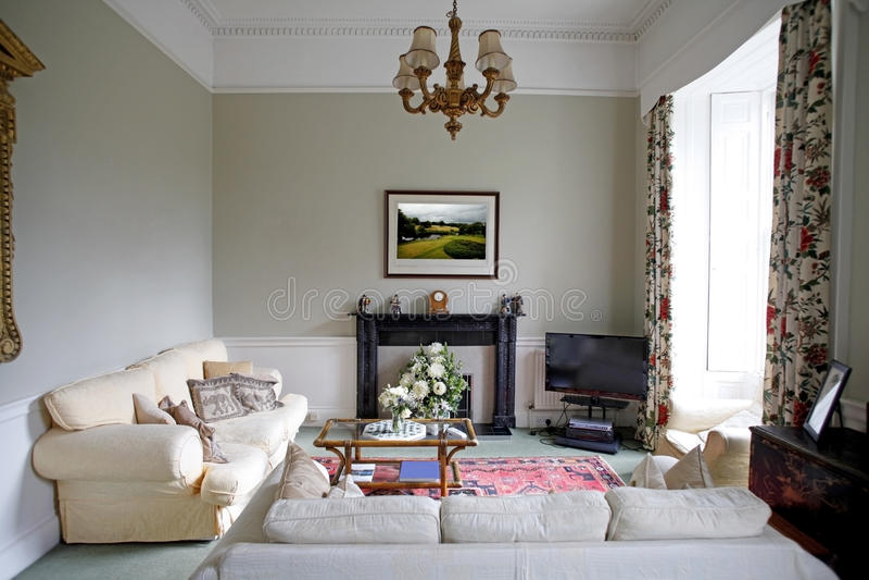 Livingroom interior stock photos