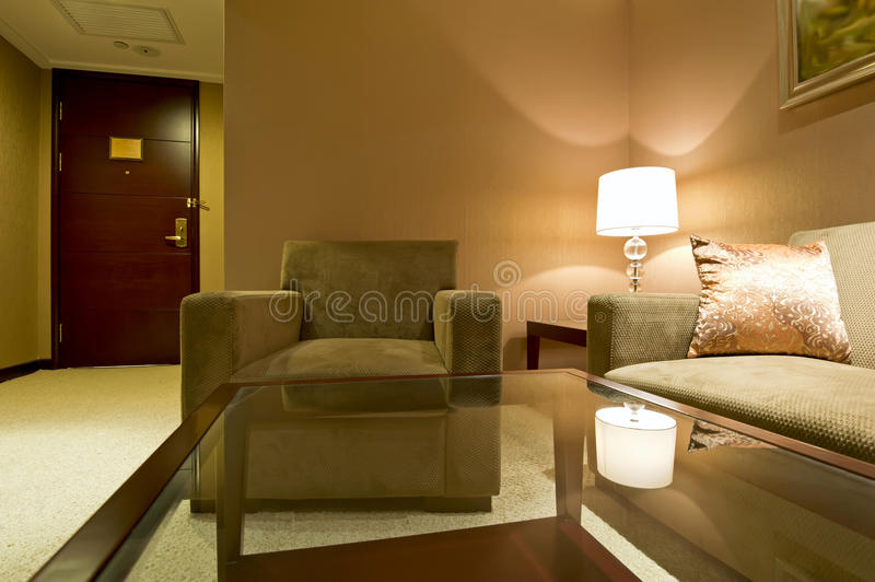 Livingroom interior royalty free stock images