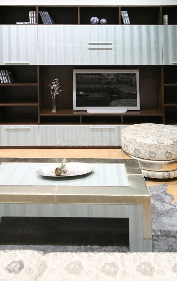 Livingroom interior royalty free stock photos