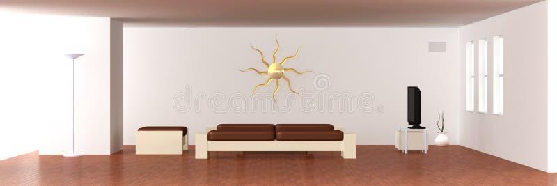 Livingroom Interior- widescre