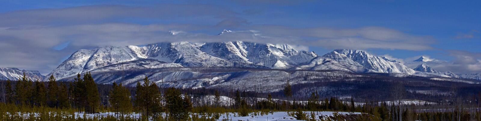 Download Livingston Range Of Mountains Stock Photo - Image: 29266140