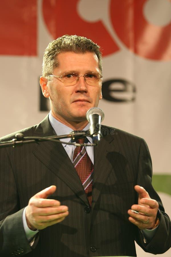 Download Liviu Negoita editorial stock photo. Image of three, speaking - 26131023