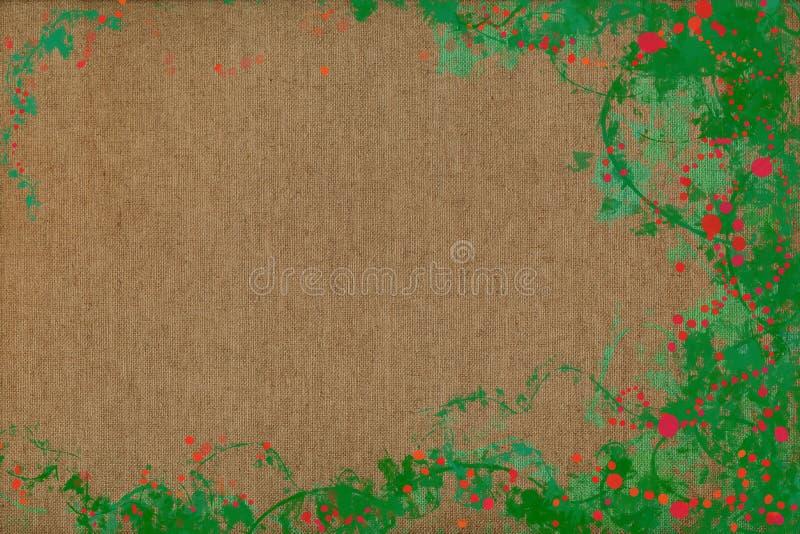 Livlig glad målningbakgrundstextur med dynamiska modeller och vibrerande färger arkivfoton