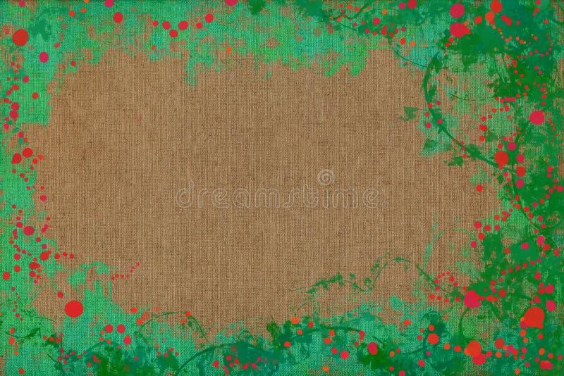 Livlig glad målningbakgrundstextur med dynamiska modeller och vibrerande färger royaltyfri foto