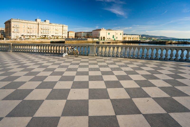 Livorno foto de archivo libre de regalías
