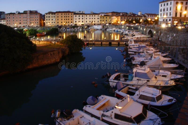Livorno stock photography