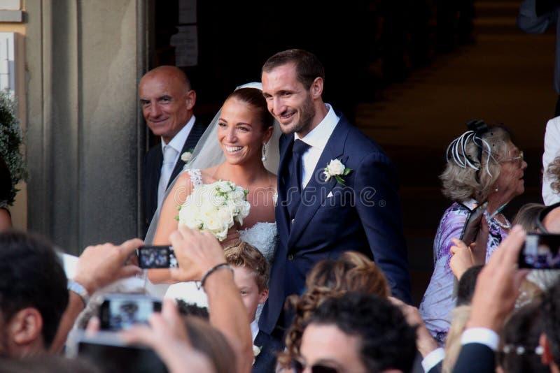 Livorno, Matrimonio Giorgio Chiellini E Carolina ...