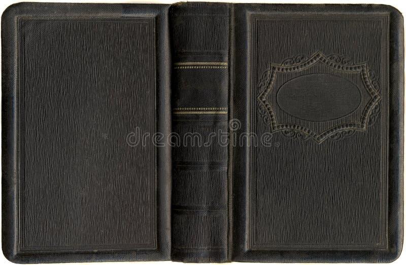 Livre antique XXL photographie stock libre de droits