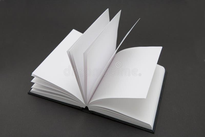 Livre blanc images stock