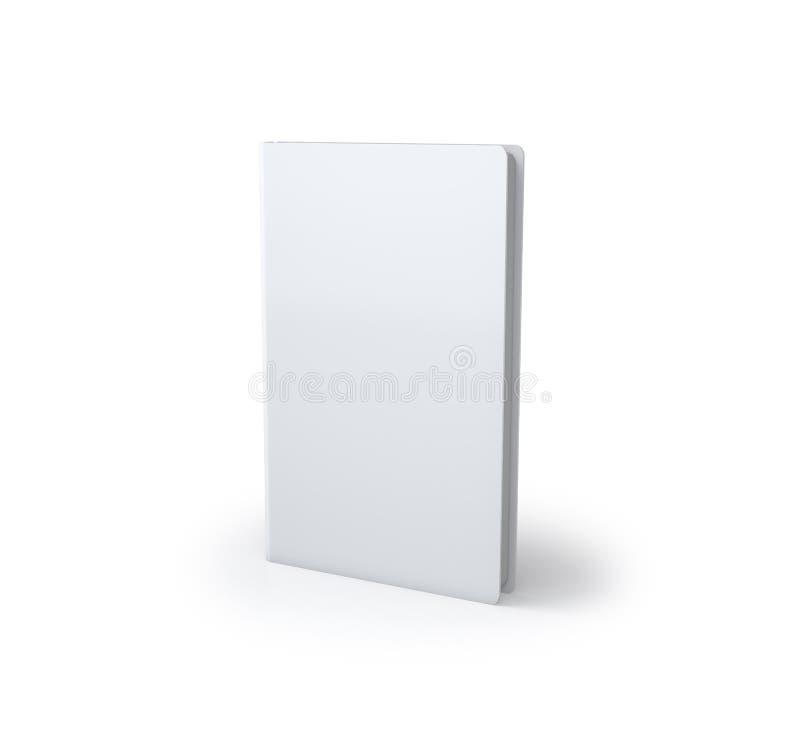 Livre blanc blanc photos libres de droits