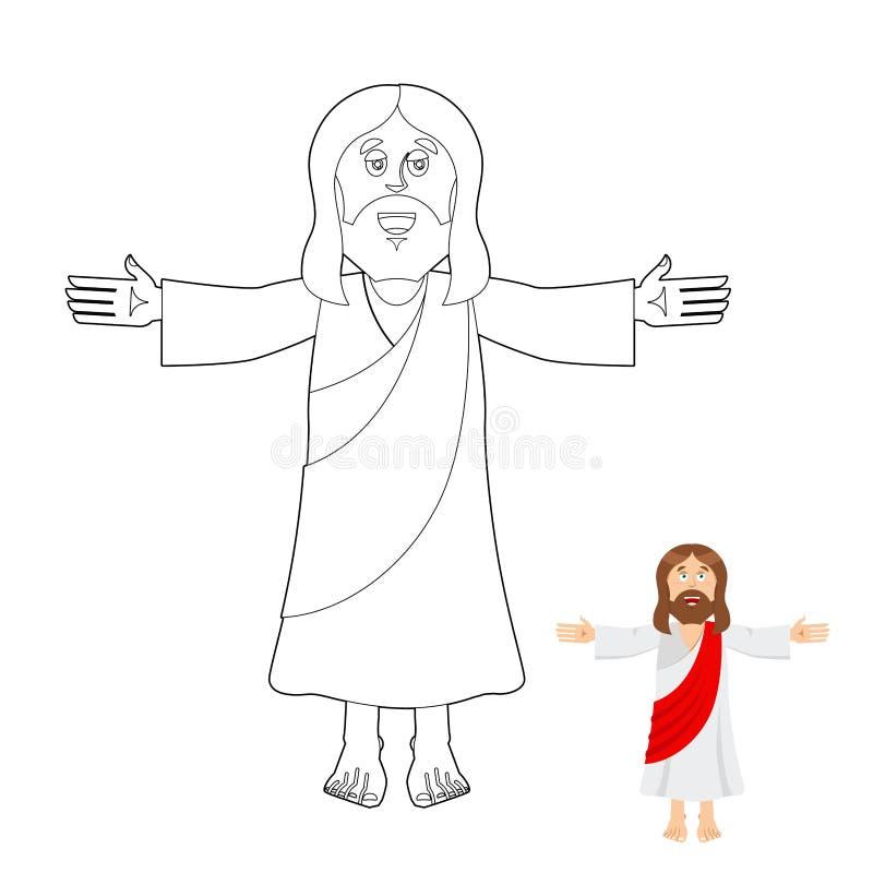 livre de coloriage de jésus dessin de jésus christ pour des
