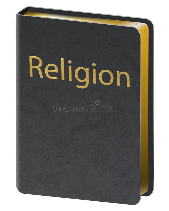 Livre de religion photographie stock