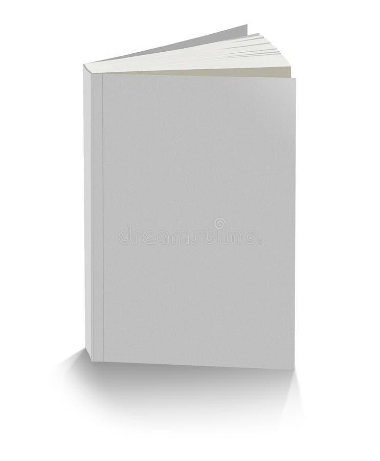 Livre fermé illustration de vecteur