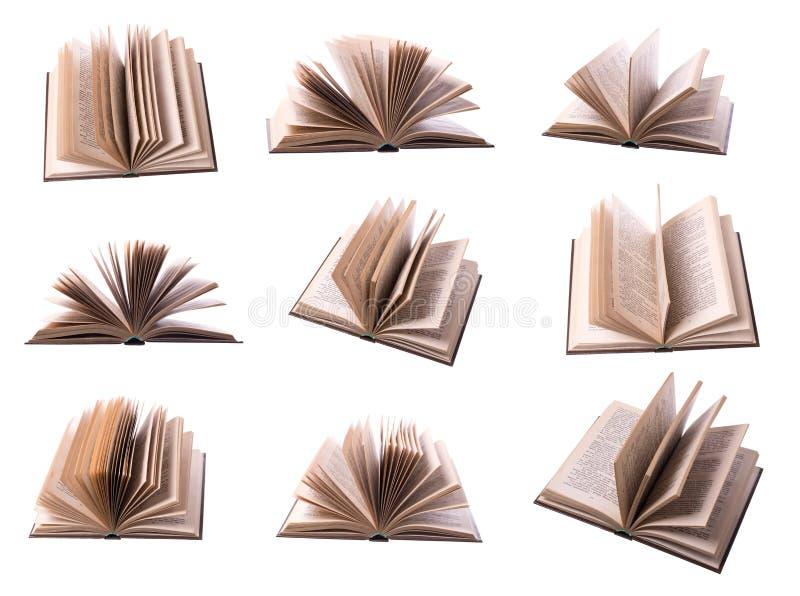 Livre neuf ouvert photo libre de droits