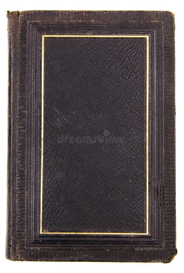 Livre noir antique images libres de droits