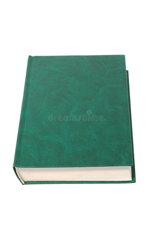 Livre vert blanc photos stock