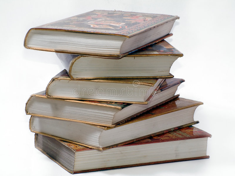 Livres Photos libres de droits
