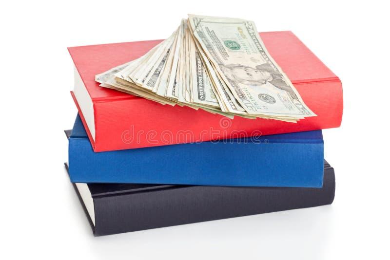 Financement d'éducation photo stock