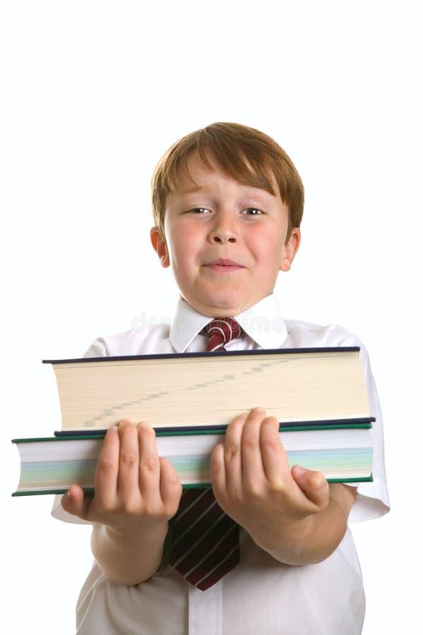 Livres d'école photos libres de droits