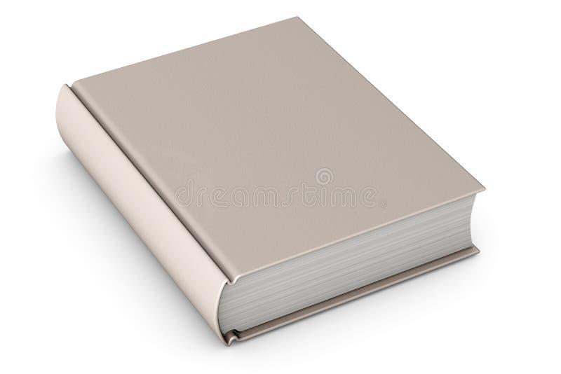 Livres sur le blanc illustration de vecteur