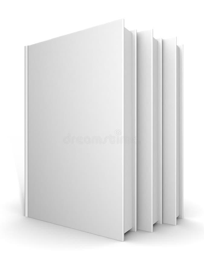 livres sur le fond gris photographie stock libre de droits