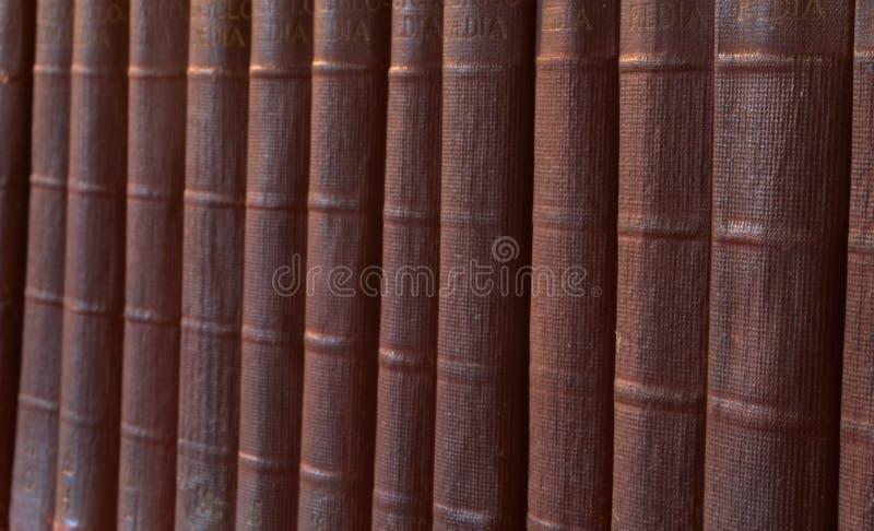 Livres très vieux images libres de droits