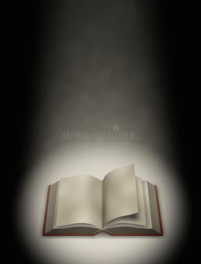 Livro 1 ilustração stock