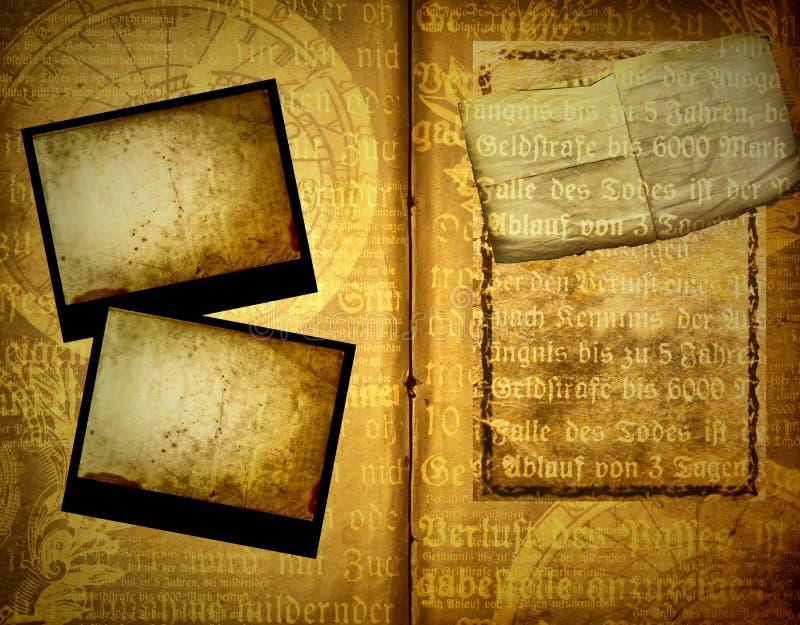 Livro antigo fotografia de stock royalty free