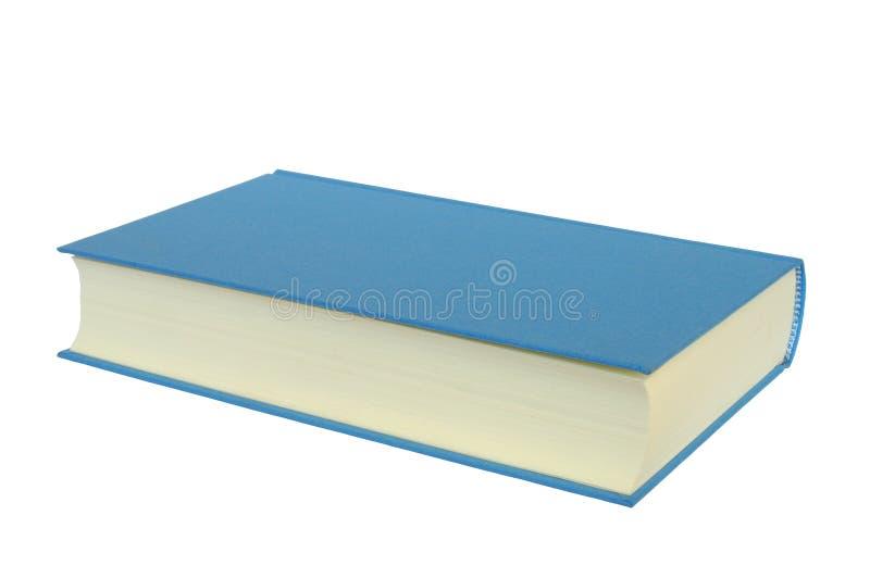 Livro azul imagens de stock