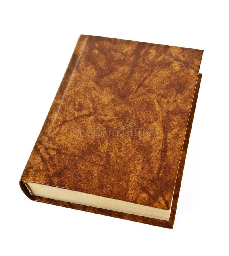Livro de hardcover em branco imagens de stock royalty free