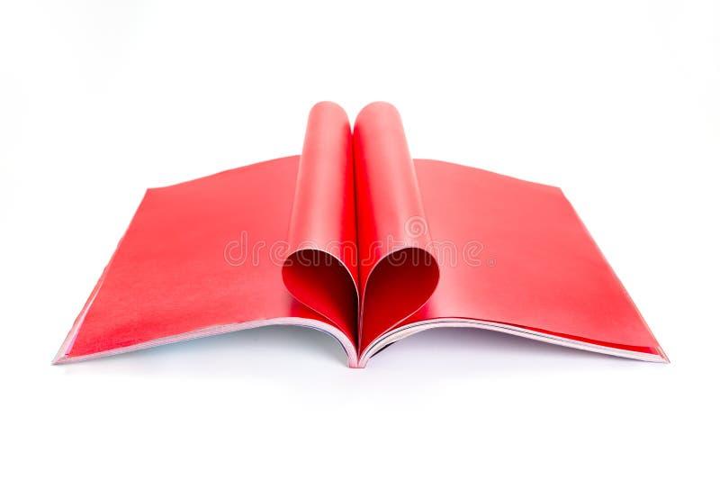 Livro do cora??o imagem de stock royalty free