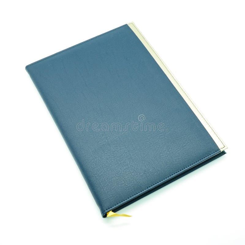 Livro do memorando fotos de stock royalty free