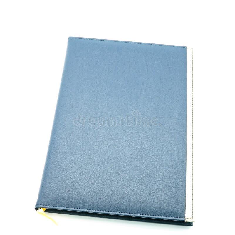 Livro do memorando fotografia de stock
