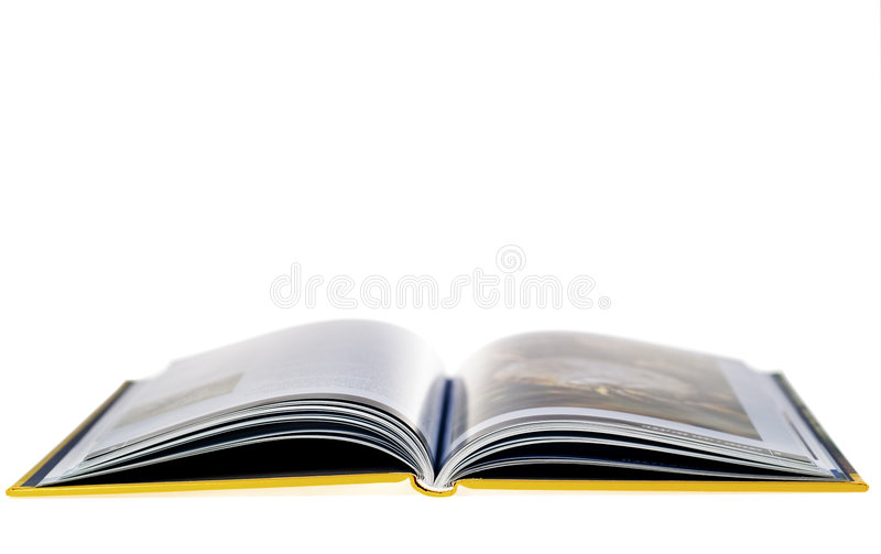 Livro grande fotografia de stock royalty free