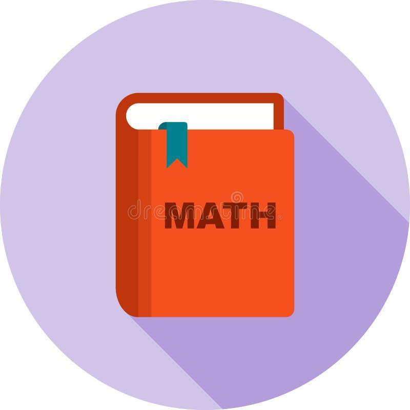Livro II da matemática ilustração do vetor