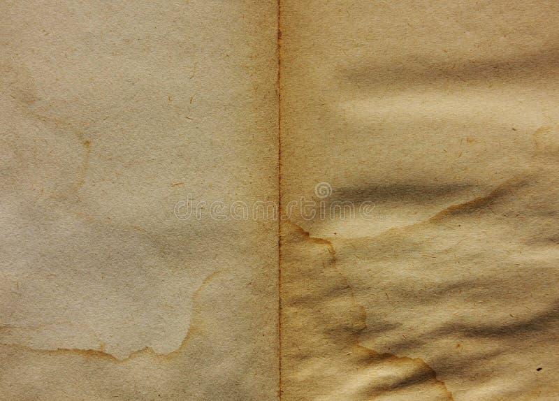 Livro velho imagens de stock royalty free