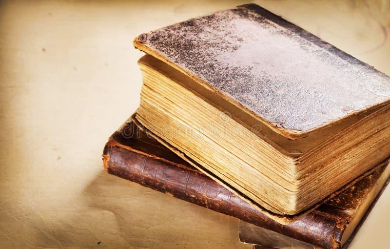 Livro velho fotografia de stock royalty free