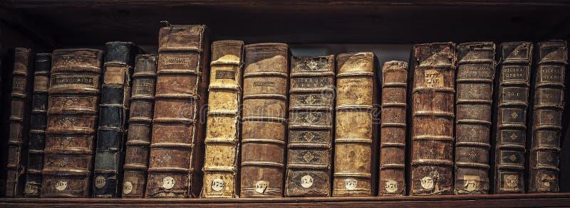 Livro velho foto de stock