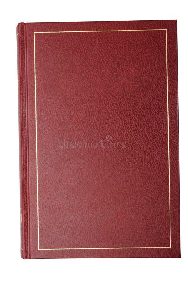 Livro vermelho fotos de stock