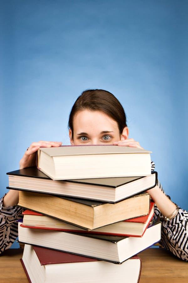 Livros! fotos de stock royalty free