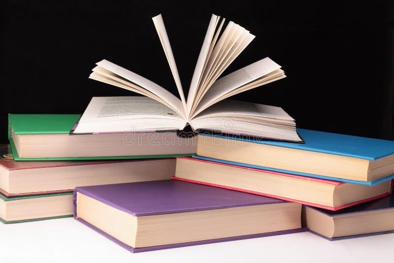 Livros. fotografia de stock