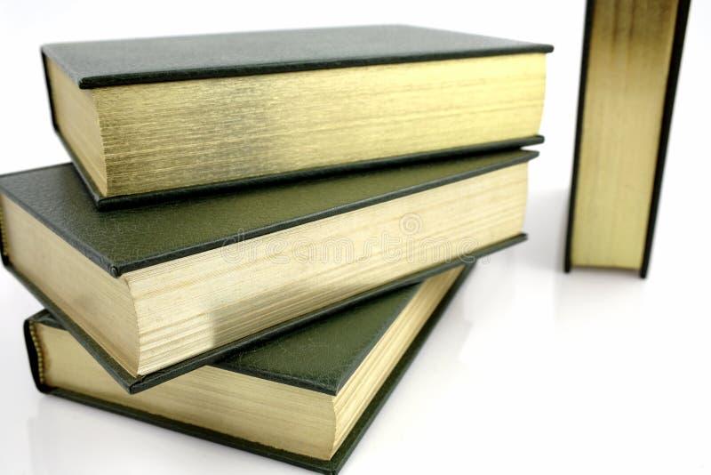 Livros foto de stock