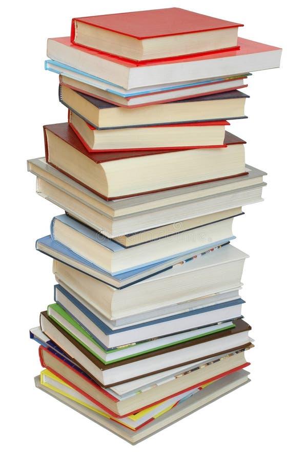 Livros fotografia de stock royalty free