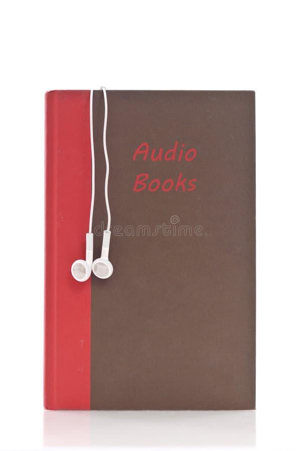 Livros audio fotografia de stock royalty free