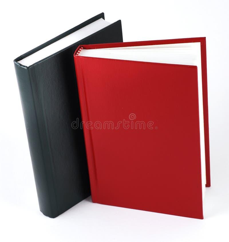Livros da cor do Natal imagens de stock royalty free